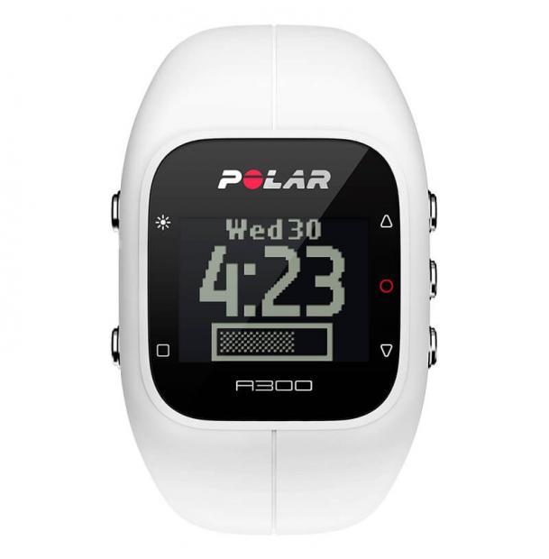 Часы Polar A300 White без датчика пульса