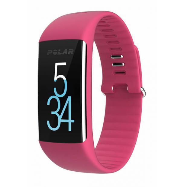 Часы Polar A360 Pink S
