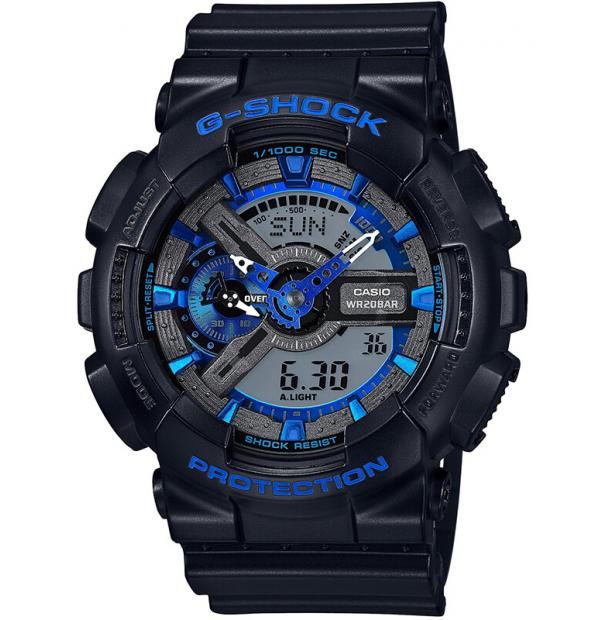 Часы Casio G-Shock GA-110CB-1A