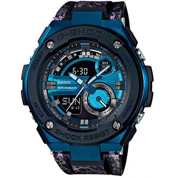 Часы Casio G-Shock GST-200CP-2A