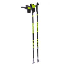 Карбоновые палки для скандинавской ходьбы телескопические Ecos AQD-B019A