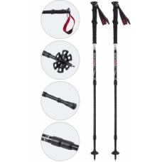 Телескопические палки для скандинавской ходьбы и трекинга Ecos AQD-C025
