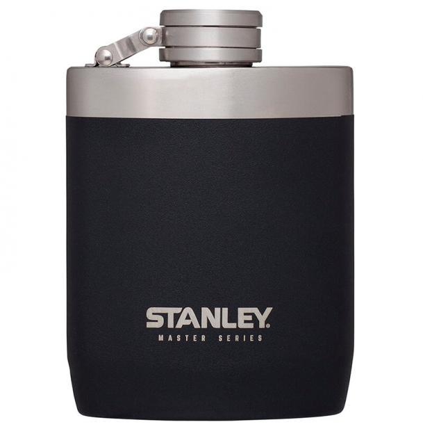 Фляга Stanley Master 0.23L Pocket Flask Black