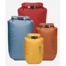 Набор из 4 гермомешков Exped Fold-Drybag STD XS-L