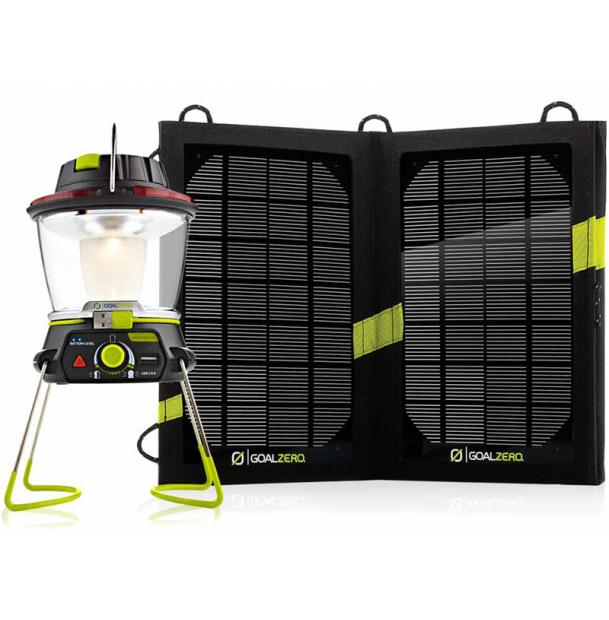 Комплект для зарядки Goal Zero Lighthouse 250 Solar Kit