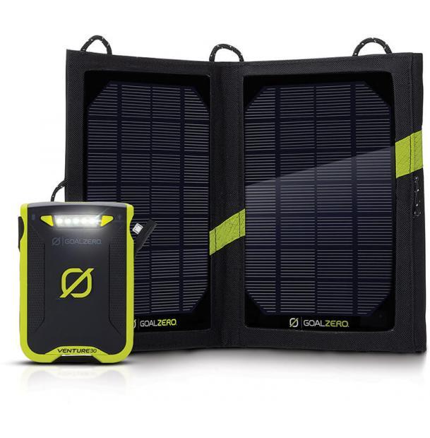 Комплект для зарядки Goal Zero Venture 30 Solar Recharging Kit