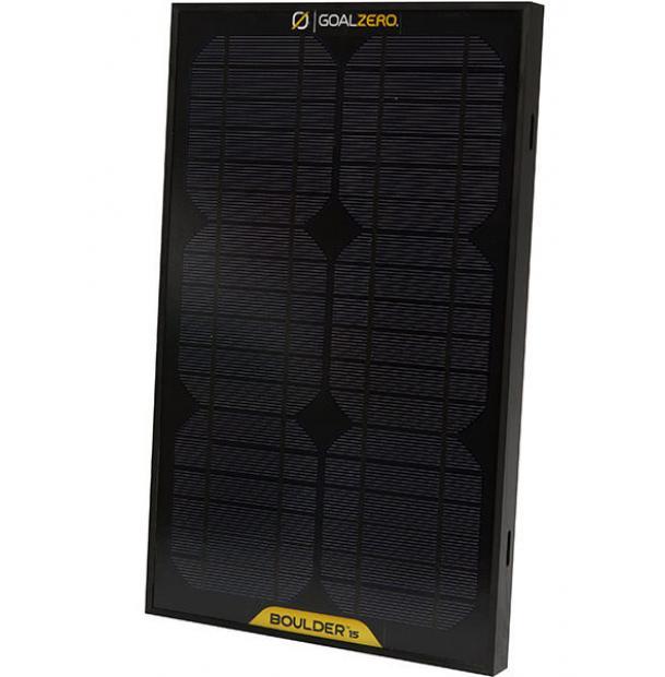 Солнечная панель Goal Zero Boulder 15 Solar Panel