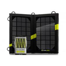 Комплект для зарядки Goal Zero Guide 10 Plus Solar Kit