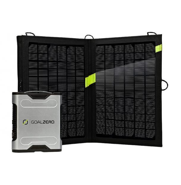 Комплект для зарядки Goal Zero Sherpa 50 Solar Kit