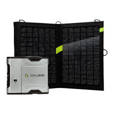 Комплект для зарядки Goal Zero Sherpa 50 Kit + Инвертор