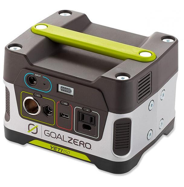 Внешний аккумулятор Goal Zero Yeti 150 Solar Generator 22004