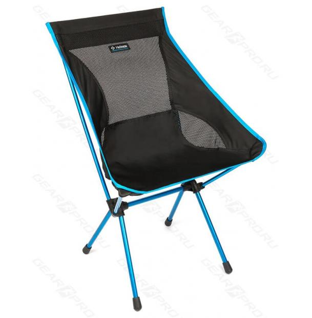 Стул складной туристический Helinox Camp Chair Black