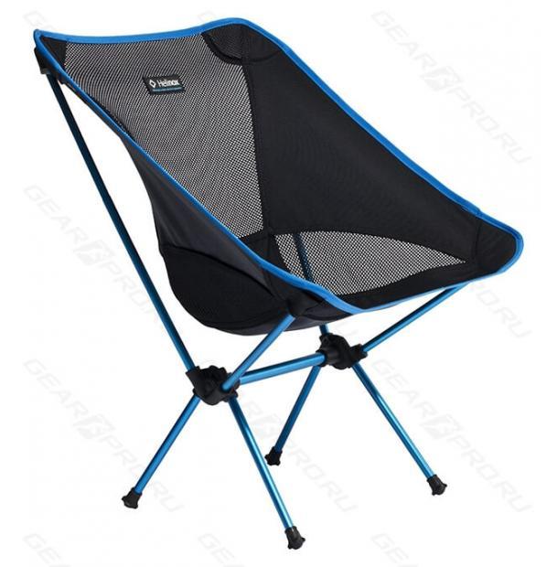 Стул складной туристический Helinox Chair One Black