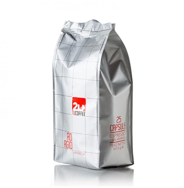 Кофе в капсулах TuCoffee Adagio - Arabica 25 шт