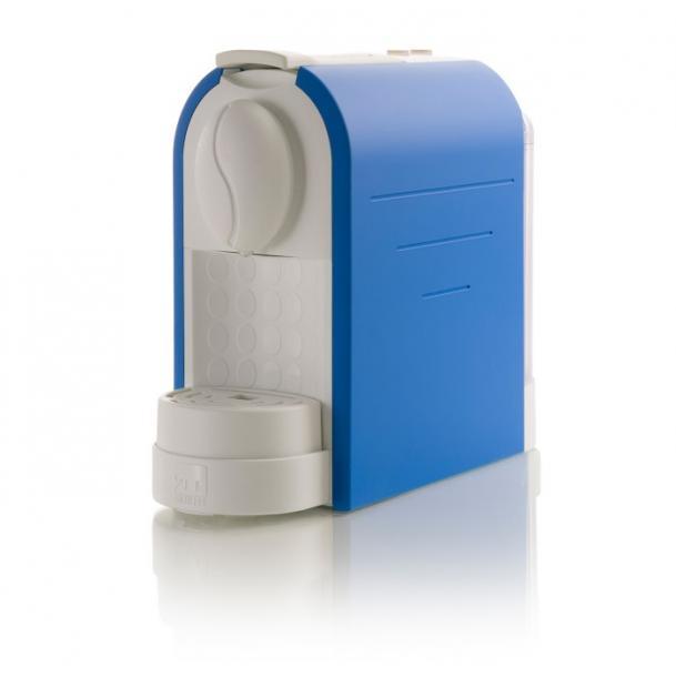 Кофемашина капсульная TuCoffee Soft Touch Blu Reale