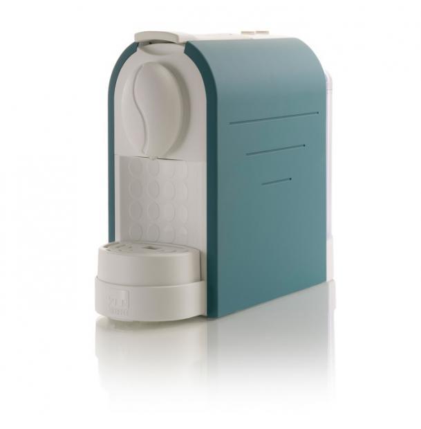 Кофемашина капсульная TuCoffee Soft Touch Petrol