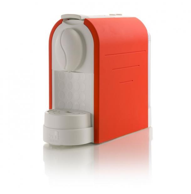 Кофемашина капсульная TuCoffee Soft Touch Rosso