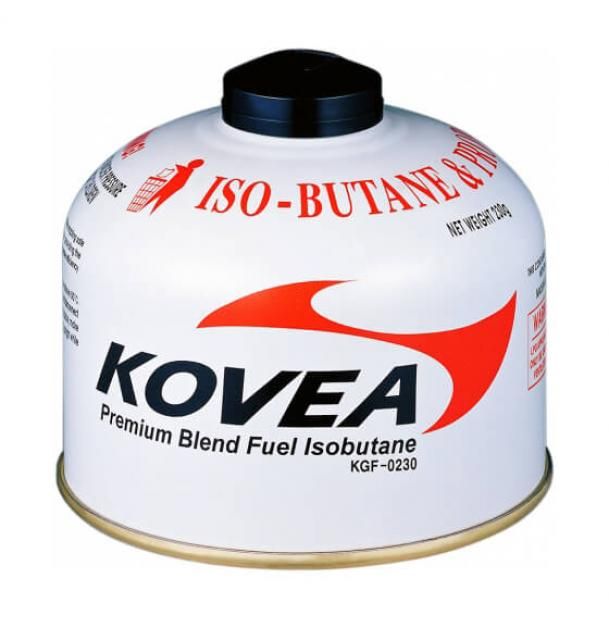 Топливный баллон Kovea Screw Type Camping Gas 230G KGF-0230