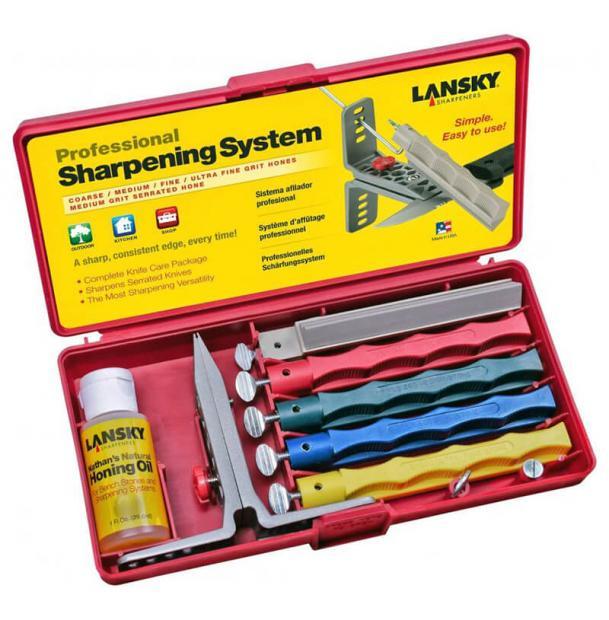 Набор для заточки Lansky Professional Sharpening System