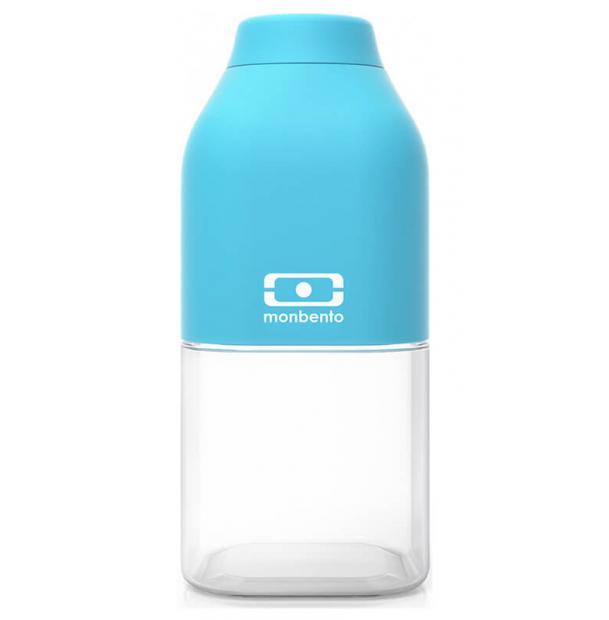 Пластиковая бутылка Monbento 0.33L MB Positive S Blue
