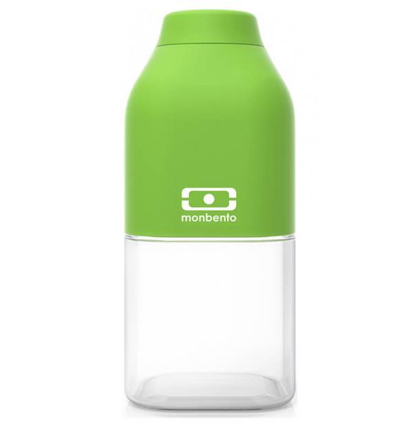 Пластиковая бутылка Monbento 0.33L MB Positive S Green