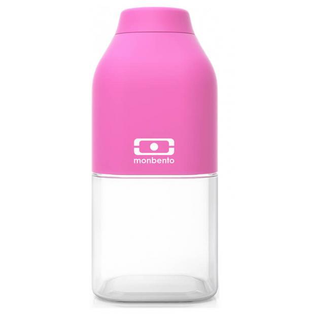 Пластиковая бутылка Monbento 0.33L MB Positive S Pink