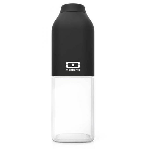 Пластиковая бутылка Monbento 0.5L MB Positive M Black 1011 01 002
