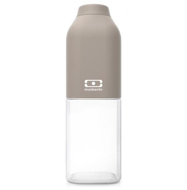 Пластиковая бутылка Monbento 0.5L MB Positive M Grey 1011 01 010