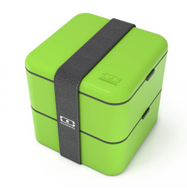 Ланч бокс Monbento MB Square Green 1200 03 005