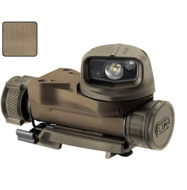 Налобный фонарь Petzl STRIX VL Desert E90AHB D