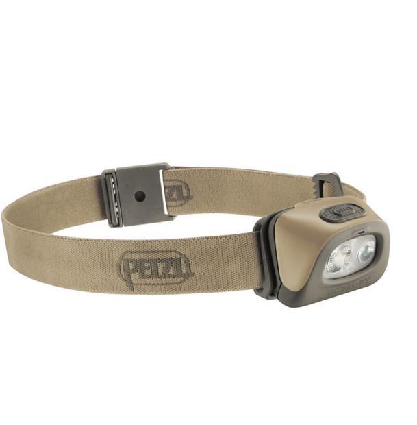 Налобный фонарь Petzl TACTIKKA +RGB Desert для тактических задач