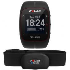Часы Polar M400 Black HR с датчиком пульса