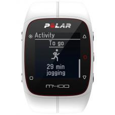 Часы Polar M400 White без датчика пульса