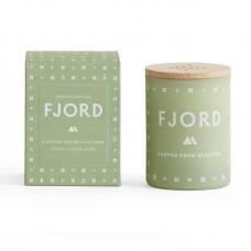 Свеча ароматическая Skandinavisk Fjord с крышкой 55g