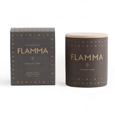 Свеча ароматическая Skandinavisk Flamma с крышкой 190g