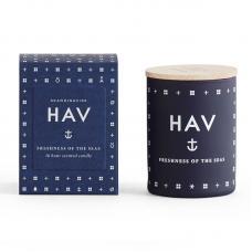 Свеча ароматическая Skandinavisk Hav с крышкой 55g