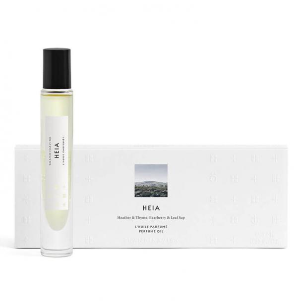 Масло парфюмированное Skandinavisk Heia 8ml