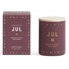 Свеча ароматическая Skandinavisk Jul с крышкой 60g