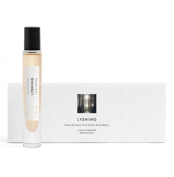 Масло парфюмированное Skandinavisk Lysning 8ml