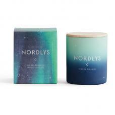 Свеча ароматическая Skandinavisk Nordlys с крышкой 190g