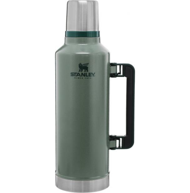 Термос Stanley Classic 1.9L Vacuum Bottle Green