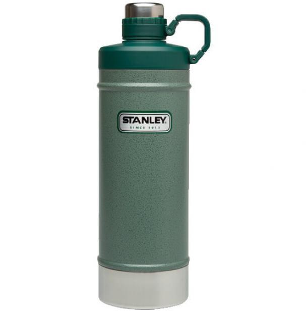 Термобутылка Stanley Classic 0.62L Vacuum Water Bottle Hammertone Green