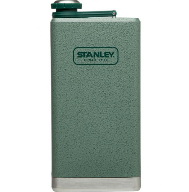 Фляга Stanley Adventure 0.35L SS Flask Hammertone Green