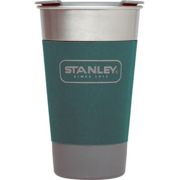 Термокружка Stanley Adventure 0.47L SS Pint Green