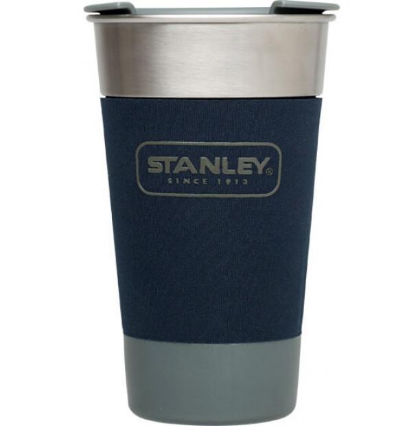 Термокружка Stanley Adventure 0.47L SS Pint Navy