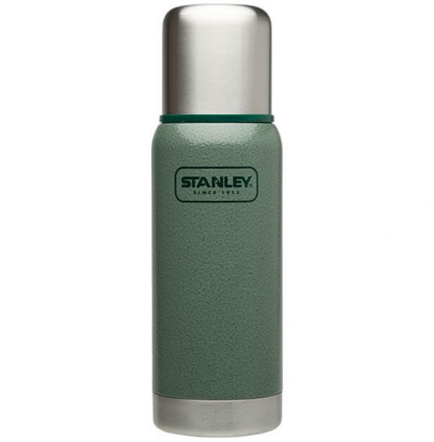 Термос Stanley Adventure 0.5L Vacuum Bottle Hammertone Green 10-01563-004