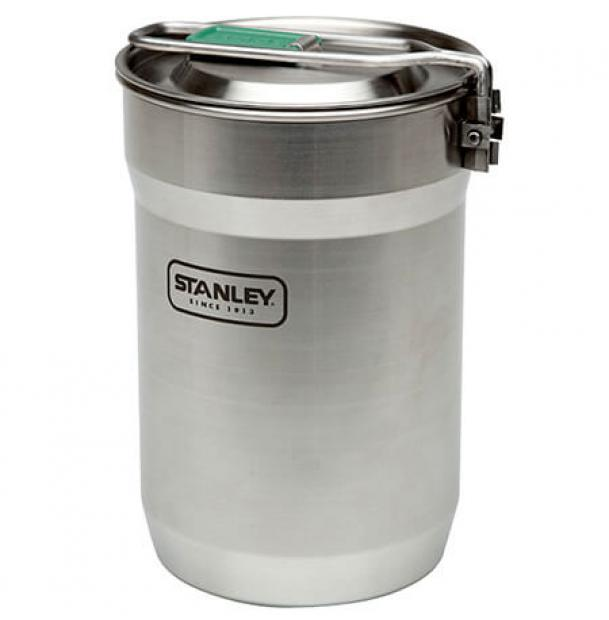 Набор посуды Stanley Adventure 0,71L Camp Cook Set Stainless Steel