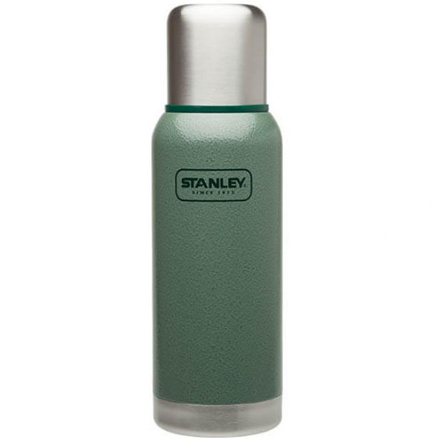 Термос Stanley Adventure 0.75L Vacuum Bottle Hammertone Green