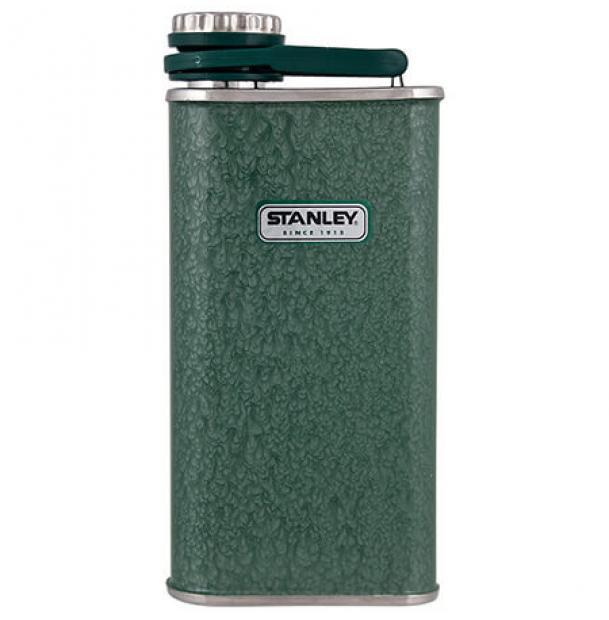 Фляга Stanley Classic 0.23L Pocket Flask Hammertone Green