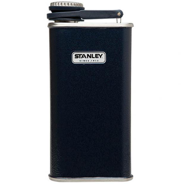 Фляга Stanley Classic 0.23L Pocket Flask Hammertone Navy